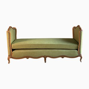 Antique French Walnut Daybed