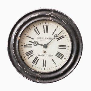 Reloj de estación de tren, años 20