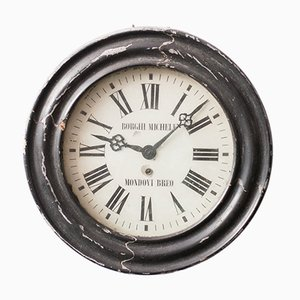 Train Station Clock, 1920s
