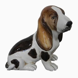 Hund aus Keramik, 1960er