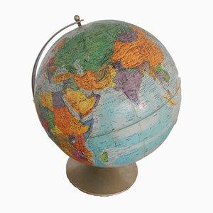 Globus von Le Roy M Tolman Kartograph, 1960er