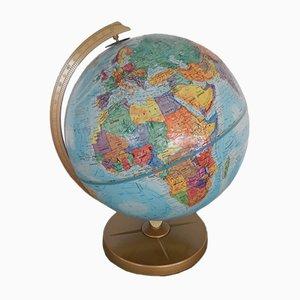 Globus von Le Roy M. Tolman Kartograph, 1970er