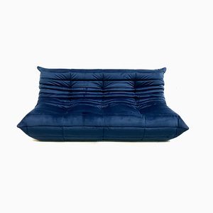 Vintage French Togo Sofa by Michel Ducaroy for Ligne Roset