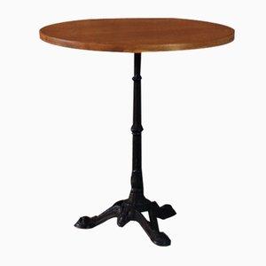 Oak Side Table, 1960s