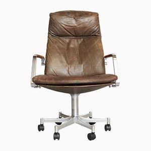 FK86 Desk Chair by Preben Fabricius & Jørgen Kastholm for Kill International, 1960s