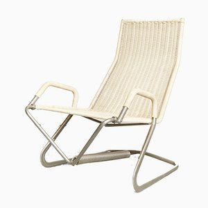 D36 Lounge Chair by Jean Prouvé for Tecta, 1980s