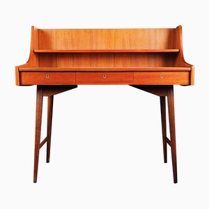 Mid-Century Norwegian Model Ola Desk by John Texmon for Blindheim Mobelfabrikk, 1957