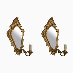 Miroirs, Italie, 1920s, Set de 2