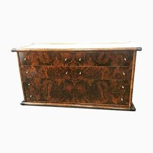 Burl Wood Dresser, 1970s