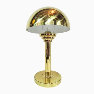 Tischlampe aus Messing, 1970er