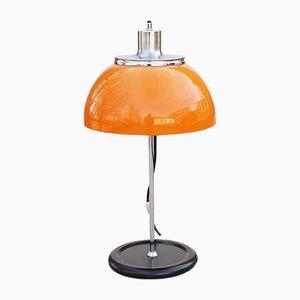Lámpara de mesa modelo Faro italiana de Guzzini, 1972