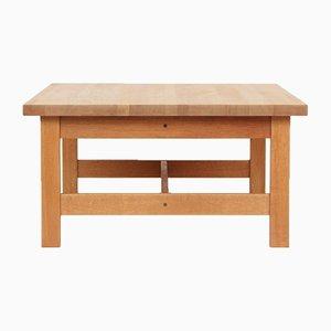 Table Basse en Chêne par Kurt Østervig pour KP Møbler, années 70