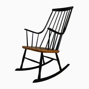 Rocking-chair Mid-Century par lena larsson pour Nesto