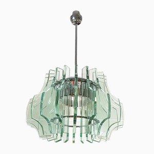 Lámpara de techo de Max Ingrand para Fontana Arte, años 60