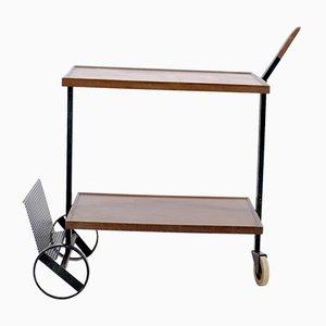 Mid-Century Danish Teak Trolley