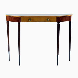 Rosewood Console Table, 1950s