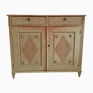 Antique Swedish Gustavian Sideboard