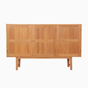 Danish Oak Sideboard by Kurt Østervig for Vamo Sønderborg, 1970s