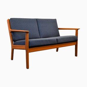 Mid-Century G-265 Sofa von Hans J. Wegner für Getama