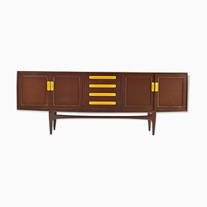 Brown Sideboard, 1970s