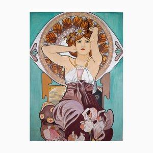 Peinture à l'Aquarelle, années 30