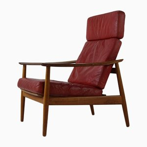 Lounge Chair by Arne Vodder for France & Søn / France & Daverkosen, 1960s