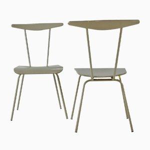 Beistellstühle von Wim Rietveld, 1960er, 2er Set