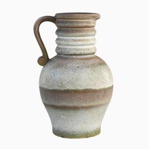 Deutscher Mid-Century Krug aus Keramik von Scheurich, 1970er