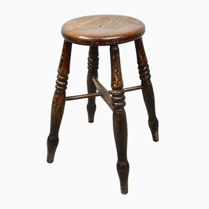Antique Tavern Stool