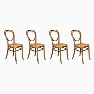 Chaises de Salle à Manger Vintage de Mundus, Set de 4