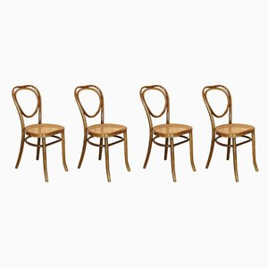 Vintage Dining Chairs from Mundus, Set of 4