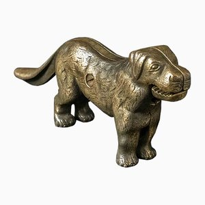 Dog-Shaped Nut Cracker from Linton, 1930s