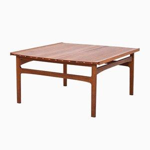 Mid-Century Coffee Table by Tove & Edvard Kindt-Larsen for Säffle Möbelfabrik