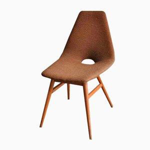 Mid-Century Model Erika Side Chair by Judit Burián for SZKIV