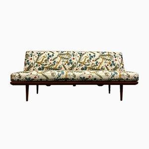 Modell FD417 Sofa mit Gestell aus Teak von Peter Hvidt & Orla Mølgaard-Nielsen für France & Søn / France & Daverkosen, 1960er