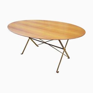 Tavolo da pranzo T3 di Luigi Caccia Dominioni per Azucena, anni '50