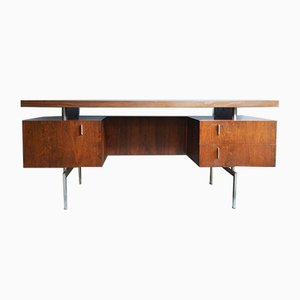 Minimalist Rosewood Desk from Hulmefa Nieuwe Pekela, 1960s