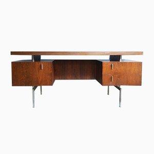 Minimalistischer Schreibtisch aus Palisander von Hulmefa Nieuwe Pekela, 1960er
