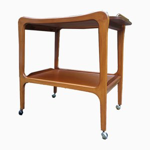 Teak Tea Trolley, 1960s