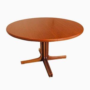 Teak Dining Table by Karl-Erik Ekselius for JOC Vetlanda, 1960s
