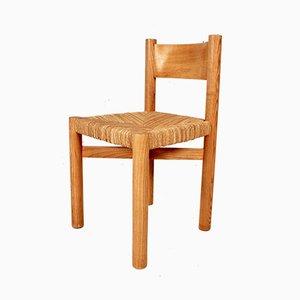 Stuhl von Charlotte Perriand für Steph Simon, 1960er