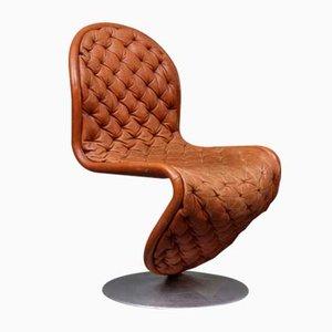 Dänischer Vintage Sessel von Verner Panton für Verpan, 1970er
