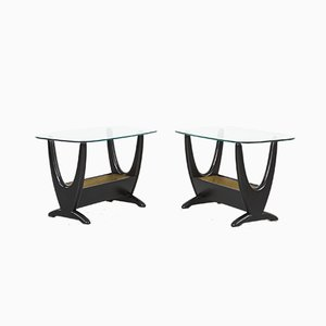 Side Tables by C.E. Waltman for Tonk Manufacturing Company, 1960s, Set of 2