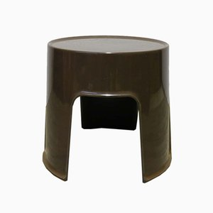 French Plastic Stool from Gilac Design, 1960s