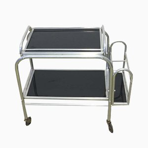 French Art Deco Trolley, 1930s