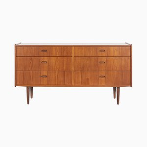 Teak Dresser by Poul Hundevad for Hundevad & Co., 1960s