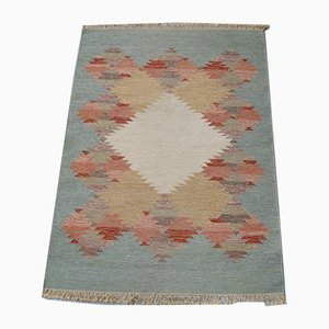 Swedish Röllakan Rug, 1960s