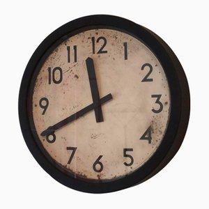 Reloj de pared vintage de Ericsson