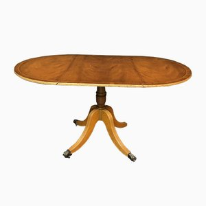 Vintage Dining Table by Duncan Phyfe, 1940s