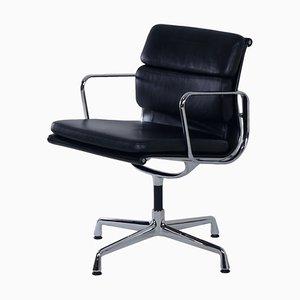 Chaise de Bureau EA 208 Pivotante par Charles & Ray Eames pour Vitra, années 2000